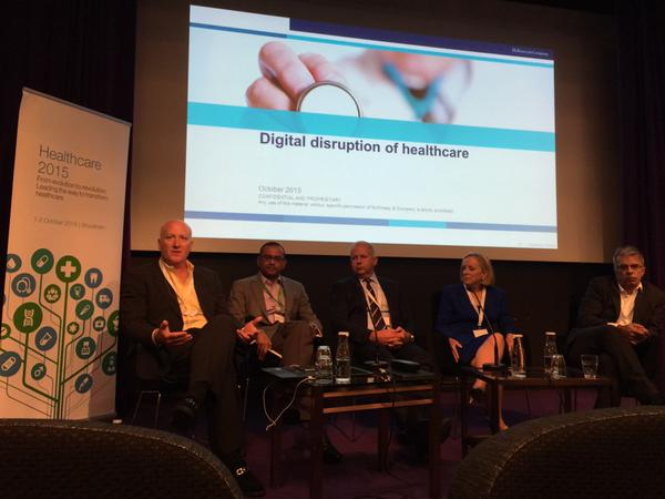 Industry experts on future of healthcare technologies