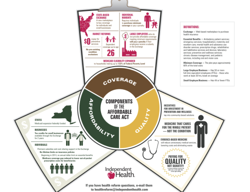US Health Reform Infographic
