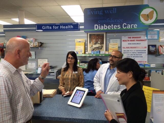 ClickMedix Consultation Kiosk in Pharmacies