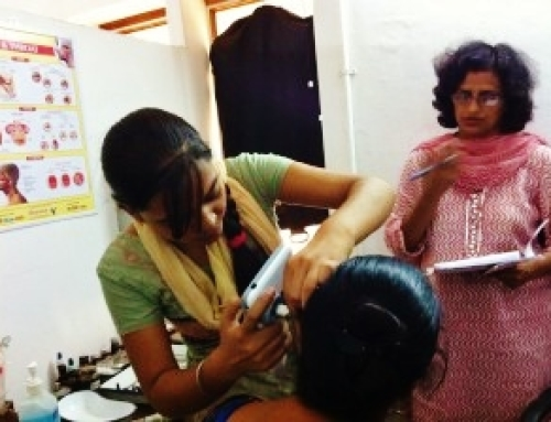 Medtronic Shruti Program: Ear Infection Screening and Treatment