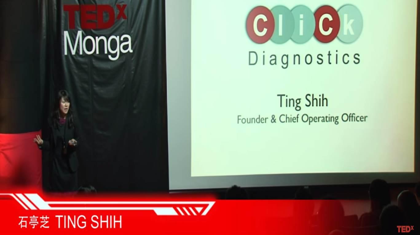Tedx Monga: Telemedicine in the World