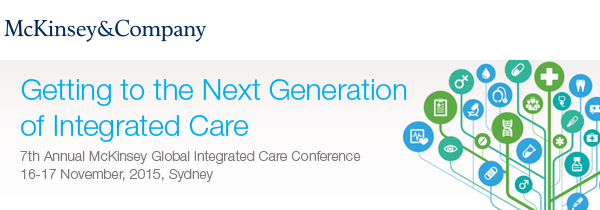 McKinsey Global Integrated Care Conference